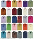 Men's Mix New Collections of Basic Plain Solid Color traditional Dress Shirt  02