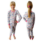 Disney Minnie Mouse Girls Kids Grey All In One Sleepsuit RRP £18.99