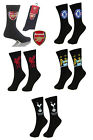 MENS OFFICIAL LICENSED FOOTBALL CLUB SOCKS - LOTS TO CHOOSE FROM. GREAT GIFT