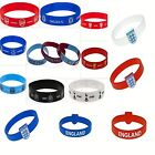 FOOTBALL CLUB SPORTS TEAM RUBBER (SILICONE) FA WRISTBAND one size fits all Band