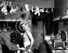 1940s NUDE BURLESQUE DANCER BACKSTAGE WEEGEE PHOTO Largest Sizes