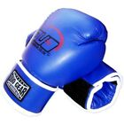 BLUE BOXING GLOVES FOR THAIBOXING KICKBOXING SAVATE