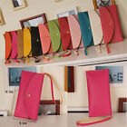 New! Ladies Simple Style Envelope Purse Clutch Lady HandBag Wrist Wallet totes