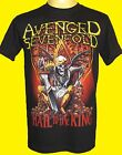 AVENGED SEVENFOLD Hail To The King   T Shirt New with Tags  RRP 19.99