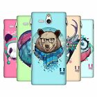HEAD CASE DESIGNS FAUNA HIPSTERS CASE COVER FOR SONY XPERIA U ST25i
