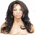 """100% soft indian remy human hair Curly full lace wigs /lace front wigs 12""""-22"""""""