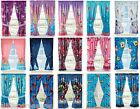 GIRLS BOYS WINDOW CURTAINS DRAPES WITH MULTIPLE DISNEY CHARACTERS/TV CHARACTERS