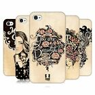 HEAD CASE DESIGNS INTROSPECTION CASE COVER FOR APPLE iPHONE 4 4S