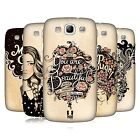 HEAD CASE DESIGNS INTROSPECTION CASE COVER FOR SAMSUNG GALAXY S3 III I9300