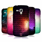 HEAD CASE PRINTED STUDDED OMBRE BACK CASE COVER FOR SAMSUNG GALAXY S DUOS S7562