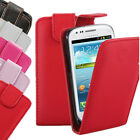 Magnetic Flip PU Leather Cover Case For Samsung Galaxy S3 S III Mini i8190