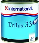 INTERNATIONAL TRILUX ANTIFOUL ANTIFOULING 2.5L BOAT YACHT PAINT