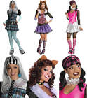 Monster High Deluxe Karneval Fasching Kostüm 32-40