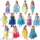 Child's Girl's Official Disney Princess World Book Week Fancy Dress Costume