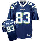 NFL San Diego Chargers Vincent Jackson American Football Youth Shirt Jersey