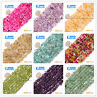 "4-6x7-10mm Freeform Chips Beads Jewelry Making Loose Beads15"" 45 Materials Pick"