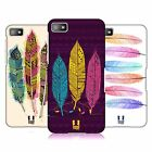HEAD CASE DESIGNS AZTEC FEATHERS CASE COVER FOR BLACKBERRY Z10