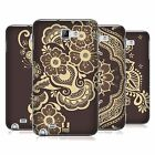 HEAD CASE HENNA PROTECTIVE BACK CASE COVER FOR SAMSUNG GALAXY NOTE N7000 I9220
