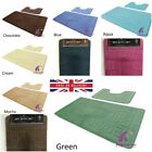 BRAND NEW GREEK STYLE 2 PIECE BATH MAT SET NON SLIP MACHINE WASHABLE