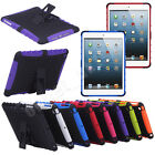 HEAVY DUTY TOUGH SHOCKPROOF WITH STAND HARD CASE COVER FOR IPAD 5 IPAD AIR TABLE