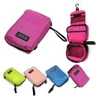 2014 Travel Cosmetic Makeup Toiletry Purse Pouch Organiser Hanging Wash Bag