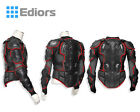 Motorcycle Motorcross Racing Full Body Armor Spine Chest Protective Jacket Gear