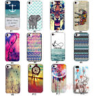 New Fashion Colorful Pattern Cute Hard Back Case Cover Skin For iPhone 4 4G 4S