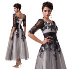 2014 Grace Karin Charm Lace Formal Wedding Party Ball Prom Evening Pageant Dress
