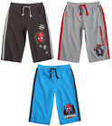 Boys Spiderman Shorts Kids Printed Short Cotton Jersey New Age 4 6 8 10 Years