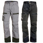 Blaklader Work Trousers with Multi Pockets and Relective Strip - 1470