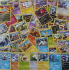 100 Pokemon Cards - Rares, Holos, Uncommons, Commons - Guaranteed 5 Rare & Holo