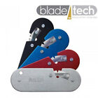 Bladetech Blade Tech Knife Tool Edge Pocket Sharpener Sharp Tungsten FREE POUCH