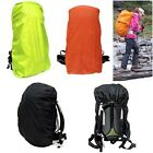 Samll / Large Dust Rain Cover Waterproof Travel Camping Hiking Backpack Bag -Y