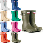 Womens Hunter Original Short Winter Festival Snow Rain Wellington Boots UK 3-9