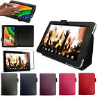 Acer Iconia A3-A10 10.1 Inch PU Leather Flip Case Cover with Multi-Angle Stand