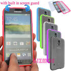 ULTRA THIN FULL BODY DEFENDER BUILDERS GEL CASE COVER FOR SAMSUNG GALAXY S5