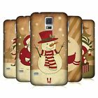 HEAD CASE DESIGNS CHRISTMAS CLASSICS CASE COVER FOR SAMSUNG GALAXY S5