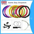 Jagwire Bike Bicycle Front & Rear Inner Outer Gear Brake Wire Cable Kit UK STOCK