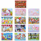 SANRIO HELLO KITTY MELODY JEWELPET POM POM PURIN MINNA NO TABO PVC CARD HOLDER