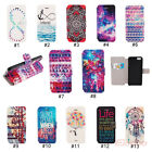 Cute Magnetic Wallet PU Leather Stand Flip Case Cover Skin For iPhone 5 5G 5S