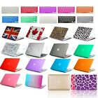"Rubberized Hard Matte Case Cover For Macbook Pro 13"" 15"" Retina & Air 11"" 13"""