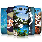 HEAD CASE CHRISTIAN TYPOGRAPHY SERIES 3 CASE FOR SAMSUNG GALAXY S3 III I9300
