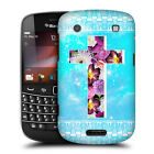 HEAD CASE DESIGNS CROSS PRINTS BACK CASE FOR BLACKBERRY BOLD TOUCH 9900
