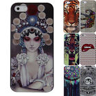 Multi-color Cheaper  Plastic Durable Protector Case Cover For Apple iPhone 5/5S