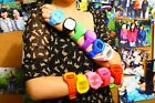 Colorful Jelly Candy Sports Quartz RUBBER Wrist Watch UNISEX Men WOMAN Gift New