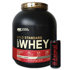 Optimum Nutrition 100% Whey Gold Standard, 2270g, Whey Protein Isolat, Neu