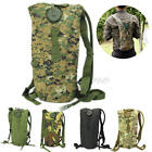 Hydration System Pouch Backpack Bladder Hiking Climbing Survival Water Bag 3L