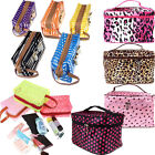 Big Fashion Cosmetic Bag Handbag Sunbag Storage Make Up Organizer Tidy Insert