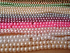 Beautiful Round Glass Pearl Beads 4mm x 800 (4 strands)