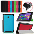 For ASUS Vivo Note 8 M80TA Windows 8.1 Tablet Super Slim Flip Leather Case Cover